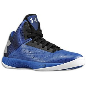 Under Armour Micro G Torch   Mens   Basketball   Shoes   Royal/Black