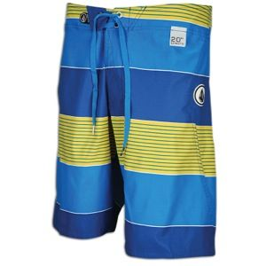 Volcom Maguro Stripe Boardshort   Mens   Casual   Clothing   Marine