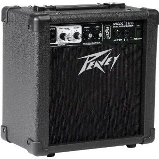 Peavey MAX 126 Heavy Duty Bass Amplifier Musical