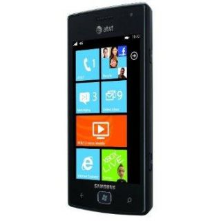 Samsung i677 Focus Flash Windows Phone at T