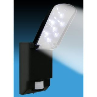 LED Motion Activated Detection Light Detector Movement Sensor Indoor