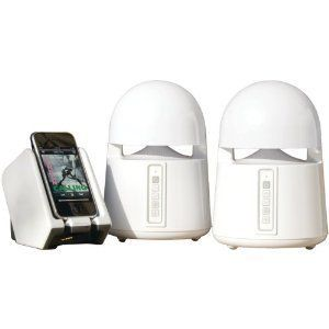 Indoor Outdoor Water Resistant Wireless Speaker System Pool Speakers
