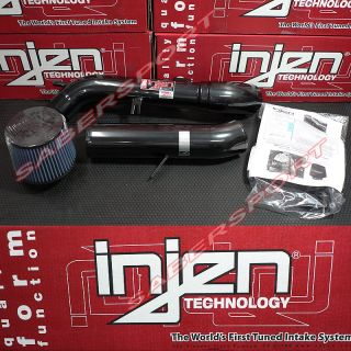 INJEN SP COLD AIR / SHORT RAM INTAKE 03 06 INFINITI G35 COUPE BLACK