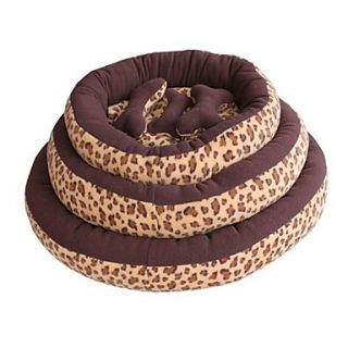 USD $ 37.69   Leopard print Pad for Cats Dog(53x48x13CM),