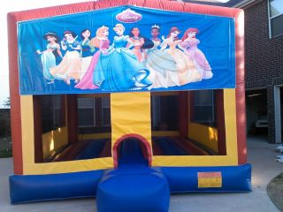 Inflatable Bounce House Jumper Panels Any Character Needed