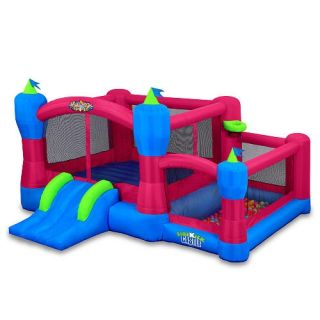 Moonwalk Bounce House Inflatable Bouncer Jumper New