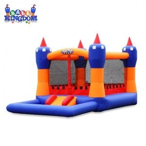 Zone Ball Kingdom Inflatable Bounce House Great Gift for Kids