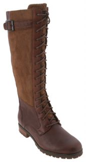 Almond / Tan Roughout Leather Iona 10008691 Western Boots Womens 10 B