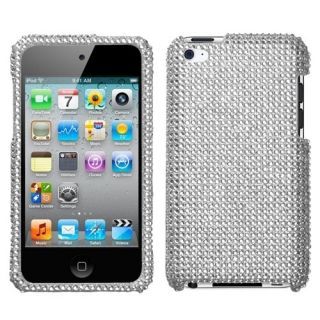 Diamond Bling Rhinestone Case for Apple iPod Touch 4th Gen 4G 4