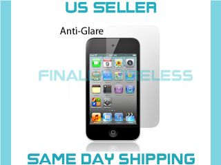 Anti Glare Matte Screen Protector Cover Apple iPod Touch 4 4th Gen