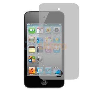 Anti Glare Matte LCD Screen Protector Cover for iPod Touch 4th Gen 4G