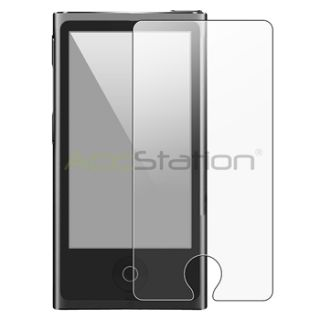 Anti Glare LCD Pro Screen Guard Film Protector for iPod Nano 7 7th Gen