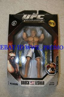 Jakks Pacific UFC Action Figure Series 0 Brock Lesnar WWE U