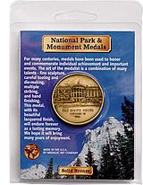 Whitehouse National Landmark Medallic Art Co Coin Medal