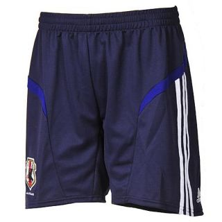 Japan Football Soccer Home Jersey Shorts Pants 2012