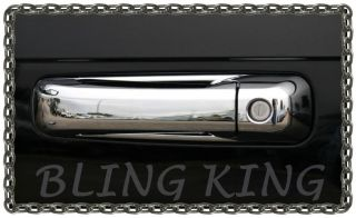 2006 2010 Jeep Commander Chrome Door Handle Covers