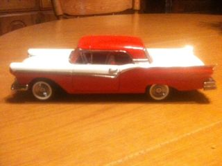 Franklin Mint Die Cast Cars