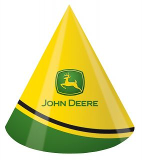 John Deere Tractor 17 inch Birthday Party Pinata