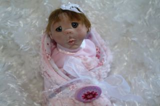 OOAK Polymer Clay Bundle Baby Girl Ooaks by Wendy Super Cute L K