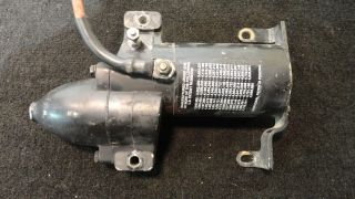 STARTER MOTOR ASSY 0396235 FOR 1992 225HP JOHNSON OUTBOARD MOTOR