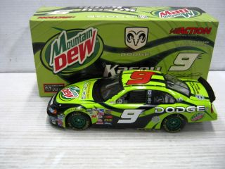 2004 Kasey Kahne 9 Mountain Dew Dodge Dealers 1 24