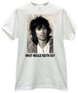 KEITH RICHARDS WWD? ROLLING STONES ALBUM GUITAR MUSIC BRITISH RETROTEE