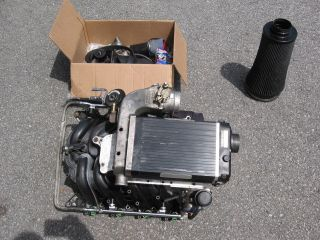 Kenne Bell Supercharger