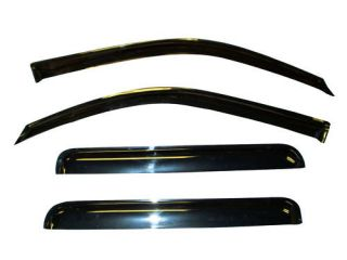 Vent Shade Window Visor Rain Guards for Kia Optima Magentis