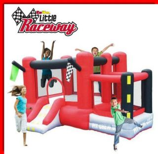 Kids Bounce House Inflatable Bouncer Bouncy Jump Play Jumper with
