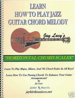 Learn How to Play Jazz Guitar Chord Melody