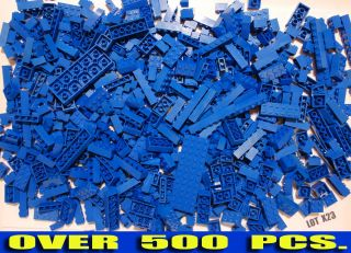 X23 Lego Blue Bricks CITY CASTLE WATER PARTS POTTER BATMAN AVENGERS