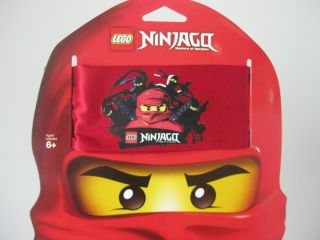 Lego Ninjago Red Ninja Costume Headband
