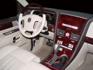 LINCOLN AVIATOR w Heated Seats Interior Wood Dash 2003 2004 2005 2006