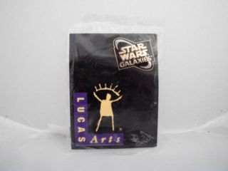 Star Wars Galaxies Lucas Arts Authentic Collectible Pin