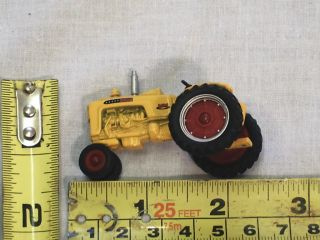 Minneapolis Moline Toy Tractor Ertl Mm