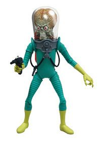 Mars Attacks 6 inch Figure 2012 New Toys and Games