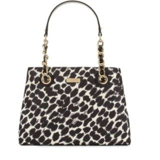 Kate Spade on The Ave Small Maryanne Leopard Purse