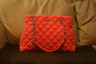 Kate Spade Gold Coast Maryanne Coral Handbag MSRP $478 00