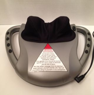 Homedics SM 100 Therapist Select Kneading Shiatsu Massager