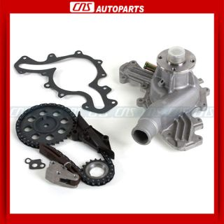 95 00 Ford Aerostar Mazda Navajo 4 0L OHV Timing Chain Water Pump Kit