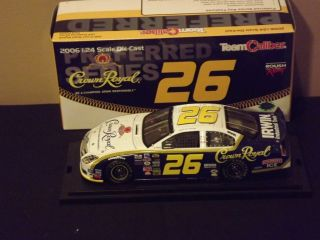 JAMIE McMURRAY 26 CROWN ROYAL NIGHT 2006 Ford TEAM CALIBER PREFERRED 1