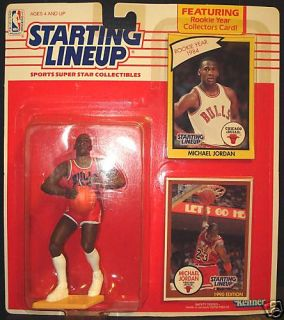 SLU 1990 NBA Michael Jordan Chicago Bulls 80