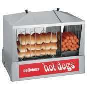 Star 35SSC Classic Commercial Hot Dog Steamer