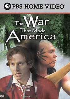 The War that Made America DVD, 2006, 2 Disc Set