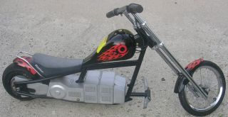 Razor Mini Chopper Electric Bike Motorcycle Scooter