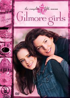 Gilmore Girls The Complete Fifth Season DVD