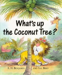Whats up the Coconut Tree by A. Benjamin 1992, Book, Other