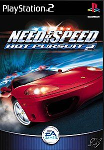 Need for Speed Hot Pursuit 2 Sony PlayStation 2, 2002