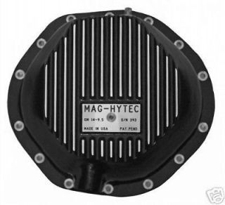 Mag Hytec Rear Differential Cover for Chevy & GMC Truck / SUV #GM 14 9