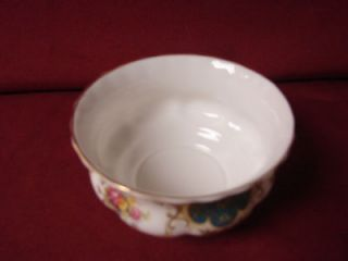 Royal Albert China Dinnerware England Berkeley Roses Open sugar bowl